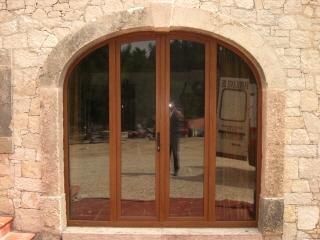 janelas com curvas