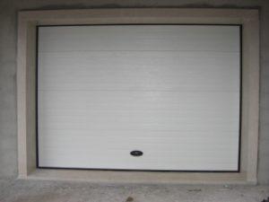 Portas seccionadas